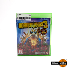 Xbox one Game: Borderlands 3