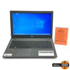 Acer Acer Aspire E5-522-851P AMD A8 7410 2.2 GHz 8GB RAM 1TB HDD   Nette Staat