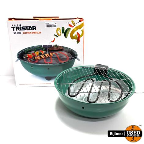 Tristar BQ-2886 Electric Barbecue    Nieuwstaat