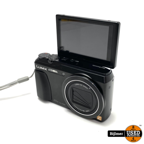 LUMIX DMC-ZS35 Vlogcamera
