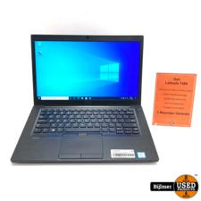 Dell Dell Latitude 7480 i5 7th gen @2.7Ghz 16GB 256GB SSD | Nette staat