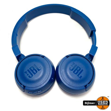 JBL T450BT Blauw Bleutooth Koptelefoon