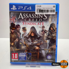 Playstation 4 Game: Assassins Creed Syndicate