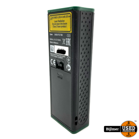 Bosch Zamo Laserafstandsmeter | Nette staat