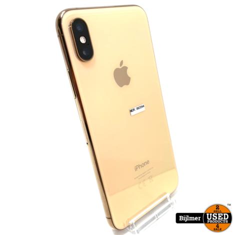 iPhone XS 64GB Gold | Prima staat