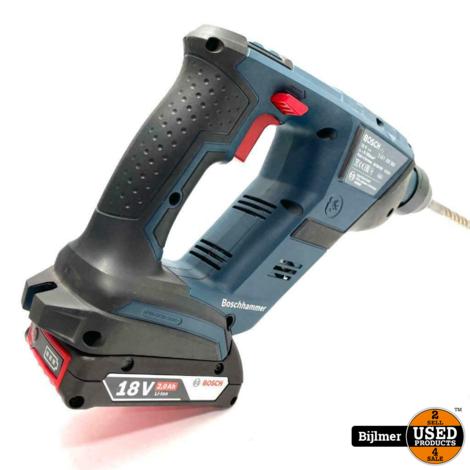 Bosch GBH 18 V-LI Combo met 2 accus en oplader