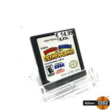 Nintendo 3DS Game: Mario & Sonic Olympische Spelen (losse disc)