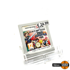 Nintendo 3DS Game: Super Smash Bros (losse disc)