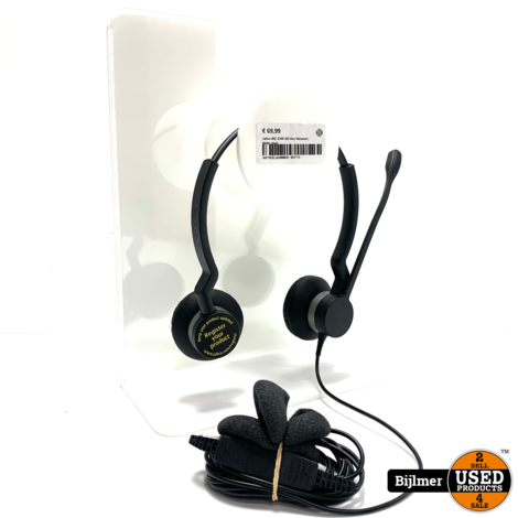 Jabra BIZ 2300 QD Duo Headset   Nette staat