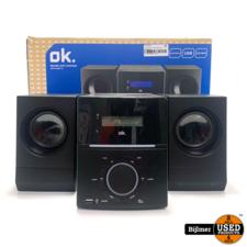 OK OMH-460BT CD/Bluetooth/FM Speakerset