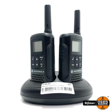 Motorola TLKR-60 Walkie Talkie