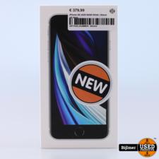 iPhone SE 2020 64GB White   Nieuw uit doos
