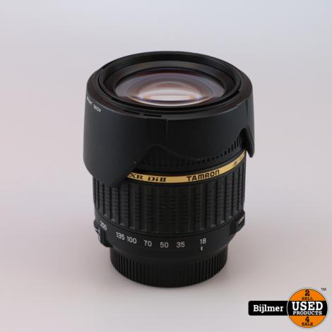 Tamron AF 18-200mm F/3.5-5.6 XR LD Macro Lens