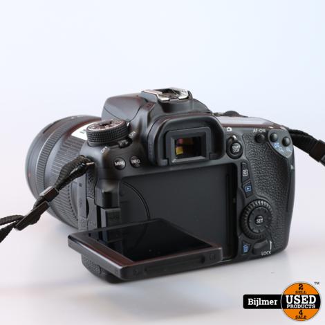 Canon Eos 70D 18-135mm Lens | Nette staat