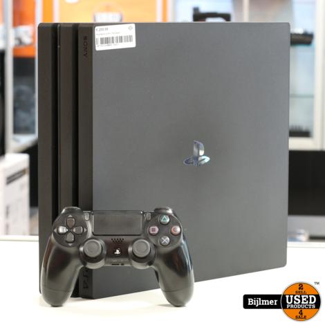 Playstation 4 Pro 1TB Zwart
