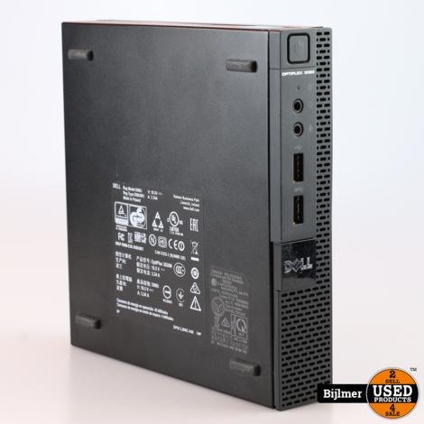 Dell Desktop i3-4160T 3.10 4GB RAM 500GB HDD