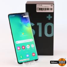 Samsung Samsung S10 Plus 128GB Prism Green