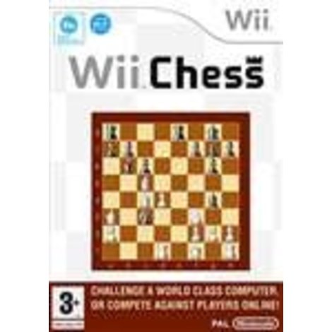 Wii Chess Game