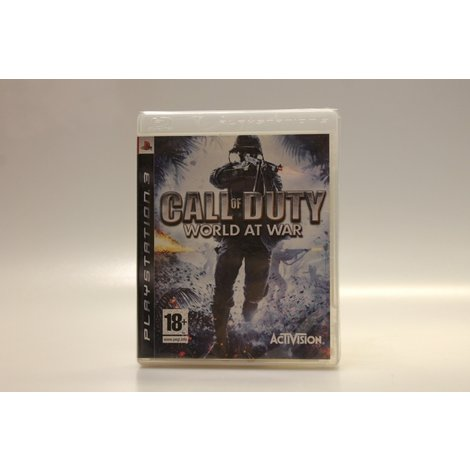 Call of Duty Word At War Ps3 Game