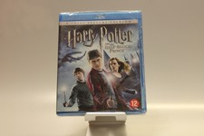 Harry Potter and the half blood prince blu ray