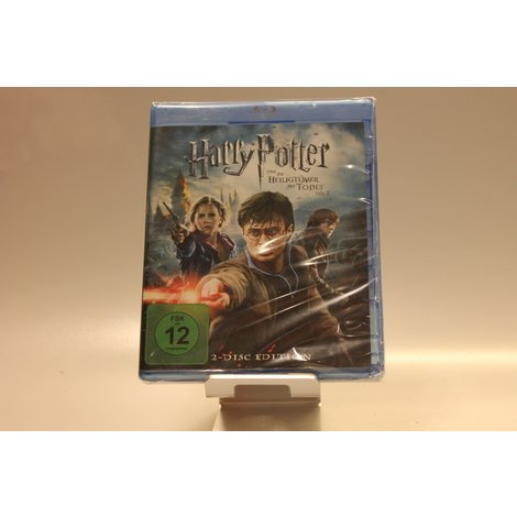 Harry Potter And the Deathly Hallows Part 2|| Blu Ray
