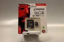 16GB SD - Kaart   Nieuw