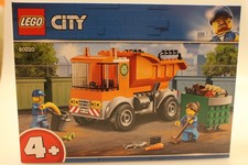 Lego Vuilniswagen 60220