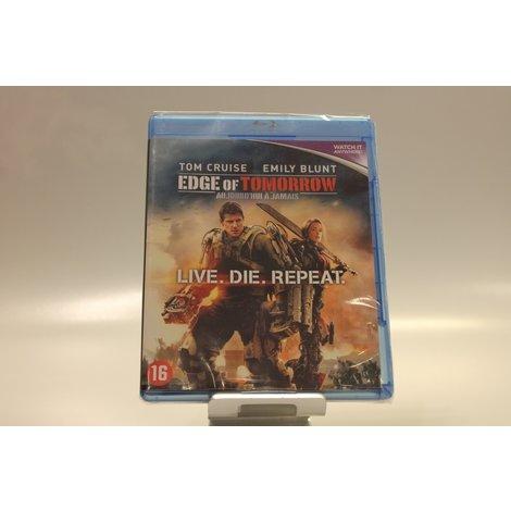 Edge of tomorrow Blu-Ray
