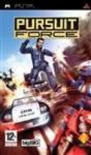 Pursuit Force   PSP Game