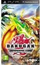Bakugan Defenders of the Core | PSP Game