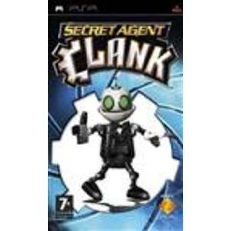 Secret Agent Clank | PSP Game
