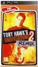 Tony Hawk's Underground 2 Remix | PSP Game