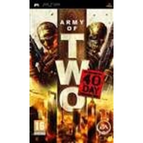 Army of Two | PSP Game