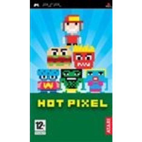 Hot Pixel | PSP Game