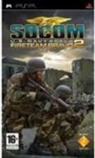 Socom U.S. Navy Seals Fireteam Bravo 2 | PSP Game