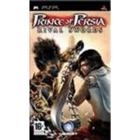 Prince of Persia Rival Swords | PSP Game