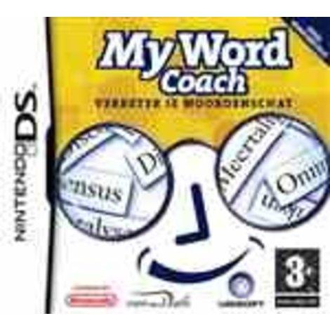 My Word Coach (Geen Doos) | NDS Game