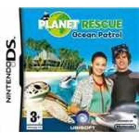 Planet Rescue Ocean Patrol (Geen Doos) | NDS Game