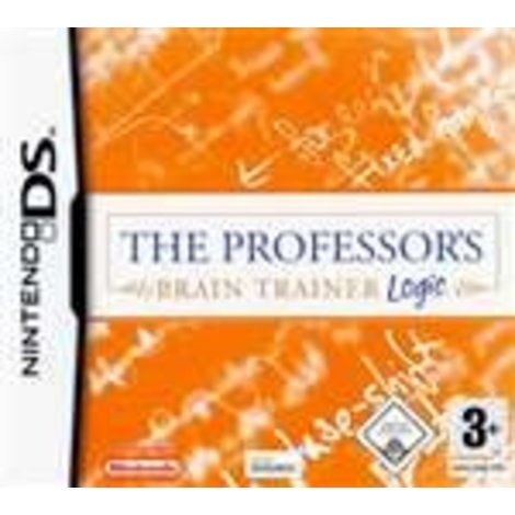 The Professors Brain Trainer | NDS Game