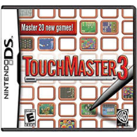 Touch Master 3 (Geen Doos) | NDS Game