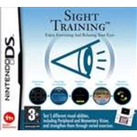 Sight Training (Geen Doos) | NDS Game