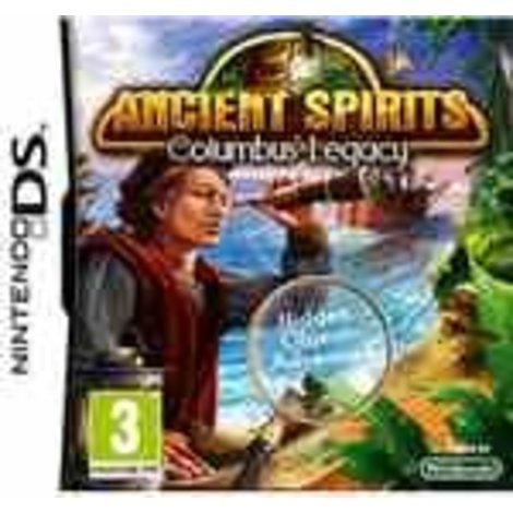 Ancient Spirits (Geen Doos) | NDS Game