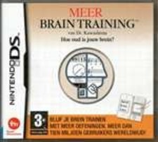 Meer Brain Training | NDS Game