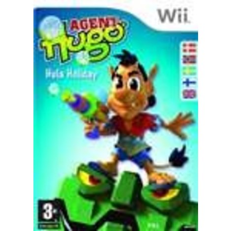 Agent Hugo Hula Holiday | Wii Game