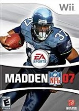 Madden 07 | Wii Game