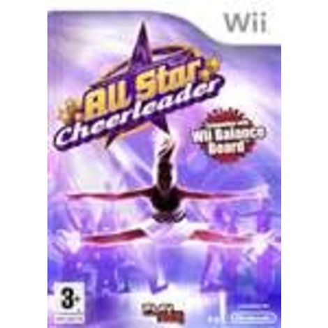 All Star Cheerleader | Wii Game