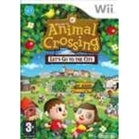 Animal Crossing   Wii Game