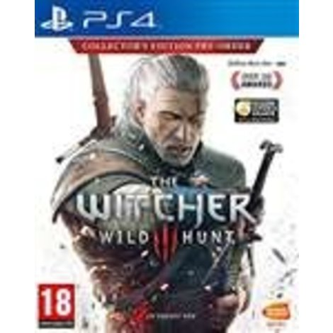 The Witcher 3 Wild Hunt | PS4 Game