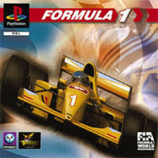 Formula 1   PS1 Game