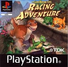 Land Before Time Racing Adventure | PS1 Game